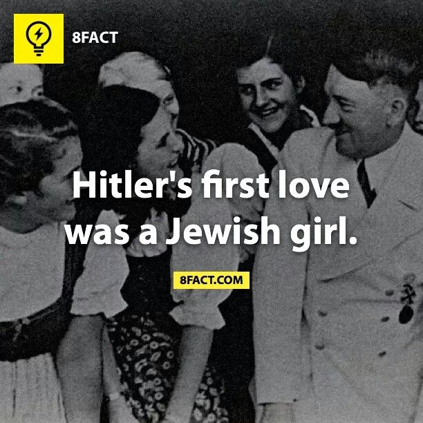 Well look at that, did they get married as well because if they did what was the point of the holocaust???