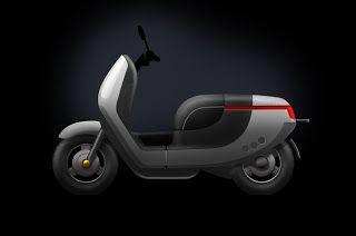 designby11: *E-Scooter...