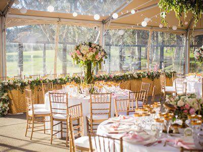 Presidio Golf Course and Clubhouse San Francisco Wedding Venue 94129