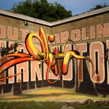 Best GRAFFITI D Images On Pinterest Urban Art Graffiti And - Incredible forced perspective graffiti artist odeith