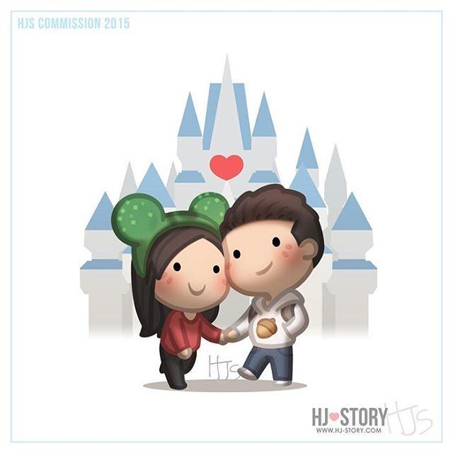 H.H. Tu Y Yo, Unidos Por El Señor. Viajando Y Haciendo Todo Juntos. Te Amo.