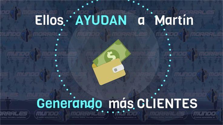 Conoce cómo Martín impulsó su Proyecto, idea, negocio, evento, generando...