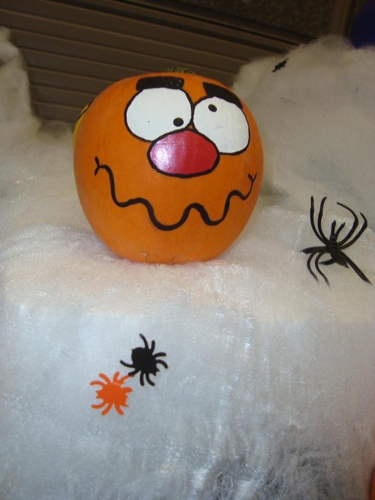 1000+ images about Citrouille on Pinterest  Pumpkins, Halloween ...