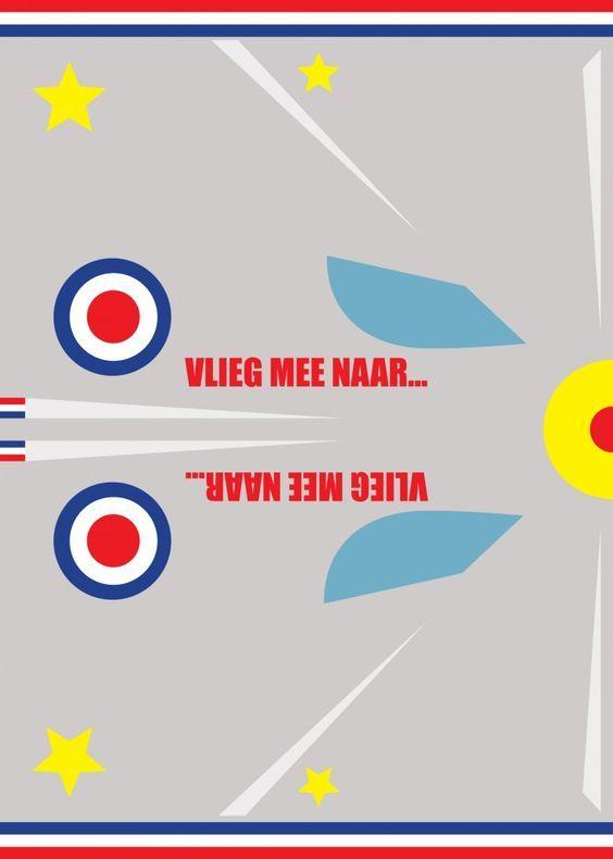 uitnodiging kinderfeestje, hoe vouw je een vliegtuig, papieren vliegtuig vouwen