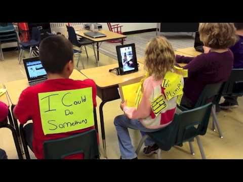 "Grade 6 classroom response to Amanda Todd and Bullying.  The video is titled ""Strength in Numbers"".  As a group, we have decided it is up to all of us to be aware of the effects that bullying can have on anybody.  We stand together, united.  Thank you very much to Trillium Lakelands District School Board, the Community of Dunsford Ontario, the st..."