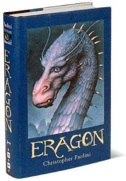 eragon book series | Eragon (Inheritance Cycle Series #1) by Christopher Paolini ...