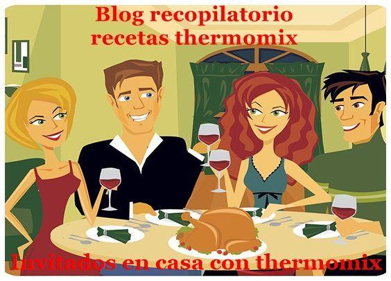 invitados en casa thermomix