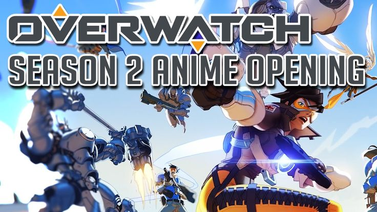 【MAD】Overwatch Season 2 Anime - Opening「The Shadow of Sombra」ALL OFF - R...