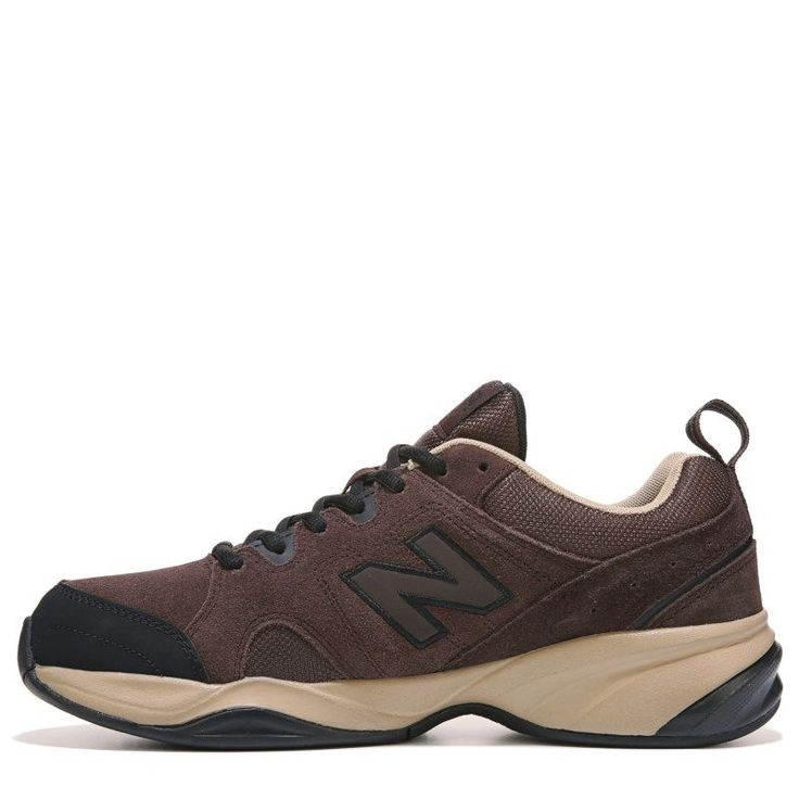 New Balance Men's 609 V3 Memory Sole X-Wide Sneakers (Brown) - 13.0 4E