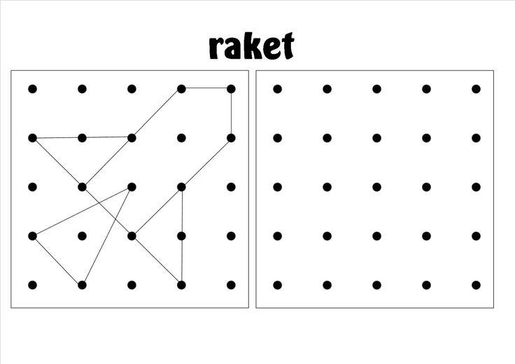 ruimtelijke orientatie, werkblad 2 - 2