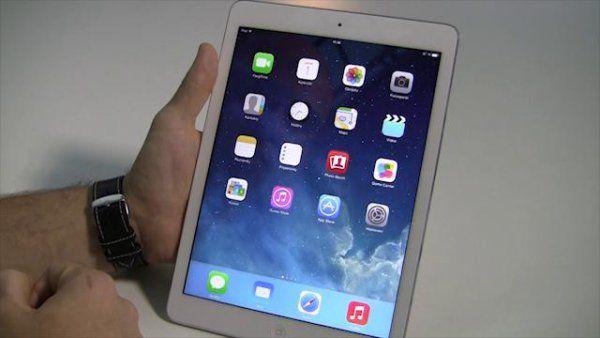 TEST: iPad Air je nejlepší velký tablet na trhu, zájem se ale přesouvá k menším modelům http://tech.ihned.cz/apple/c1-61139580-apple-ipad-air