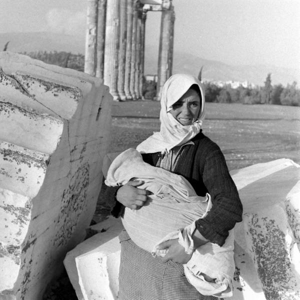 Greece Date taken:January 1948 Photographer:Dmitri Kessel