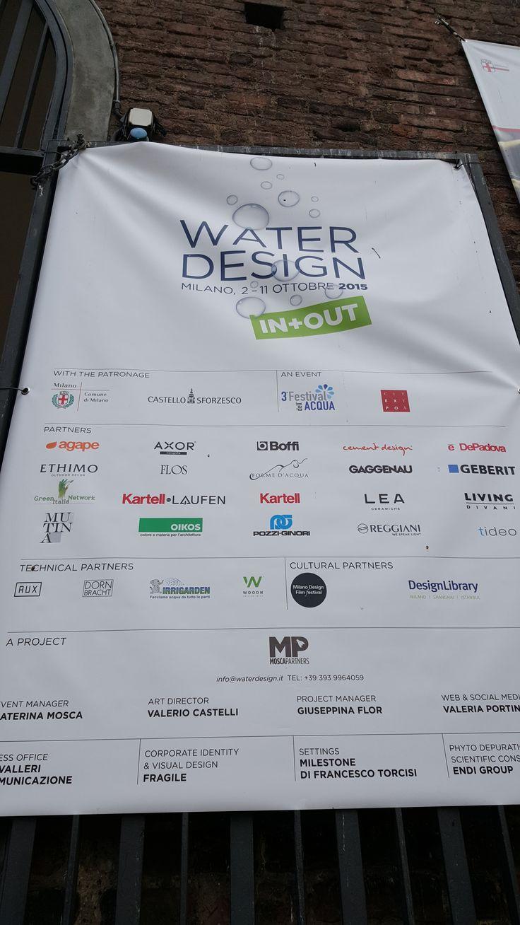 Water Design Milano 2-11 October 2015