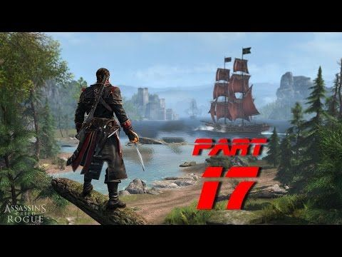 Assassin's Creed Rogue. Военные корабли - YouTube