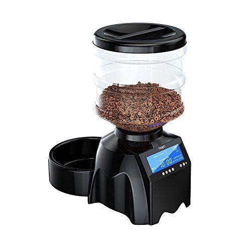 #TAMO #Perfect #Dinner #Fully #Programmable #Automatic #Pet #Food #Dispenser #V2 with #Voice #Recall and #Scheduled #Portion #Control Make your #pet feel like you're home, our all new 2016 model #Perfect #Dinner #Pet Feeder comes with #voice recording, #p