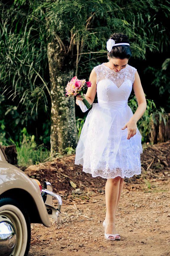 vestido de noiva - casamento estilista eliana zanini