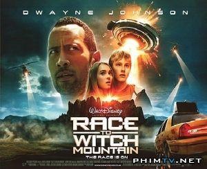 Phim Cuộc Đua Đến Núi Phù Thủy