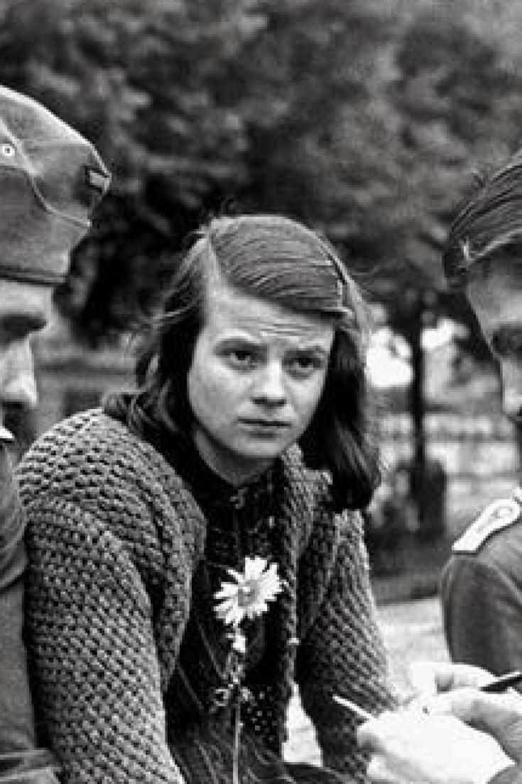 Vor 72 Jahren wurde Sophie Scholl ermordet: Christliche Studentin gegen Hitler