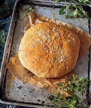 Свекольник с имбирем, ананасовый десерт и итальянский хлеб с травами — Субботний Рамблер