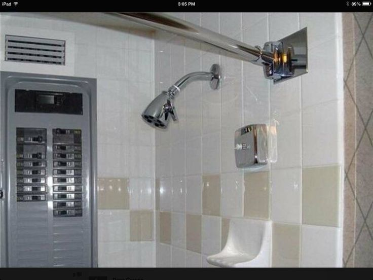 24 best images about hvac plumbing electrical fail on for Bathroom design fails