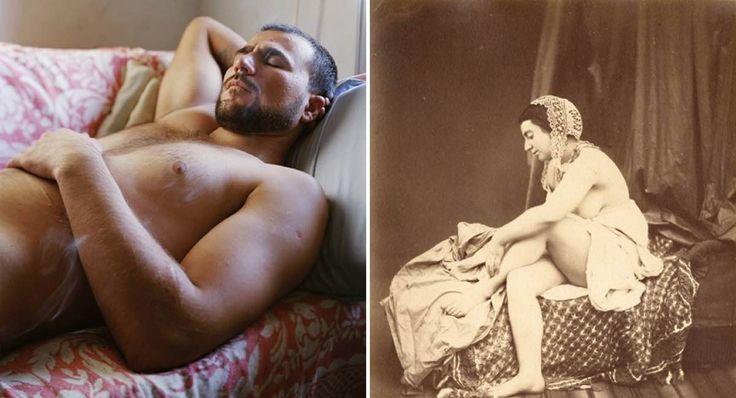 Así se veía la prostitución 150 años atrás: la peculiar muestra fotográfica que recuerda este oficio