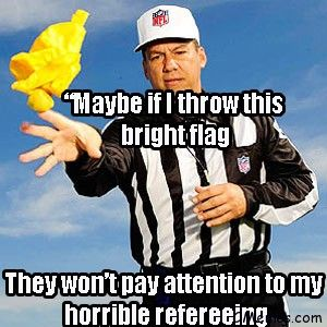sports betting how to nfl ref meme