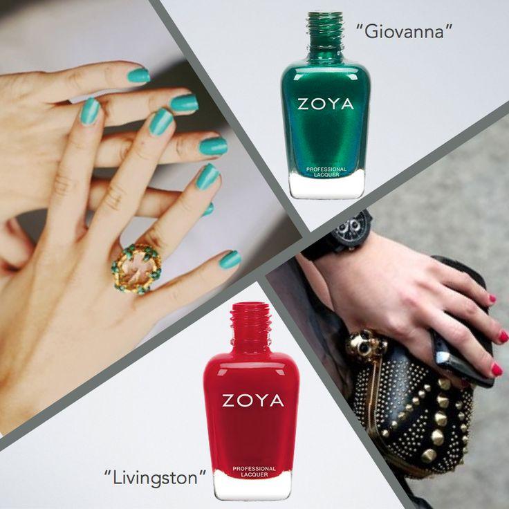 Tırnaklarınızı Zoya ojelerle şımartın! Sizin tercihiniz hangi Zoya'dan yana? #zoyaturkiye #zoyaoje