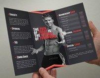 Fitness Brochures