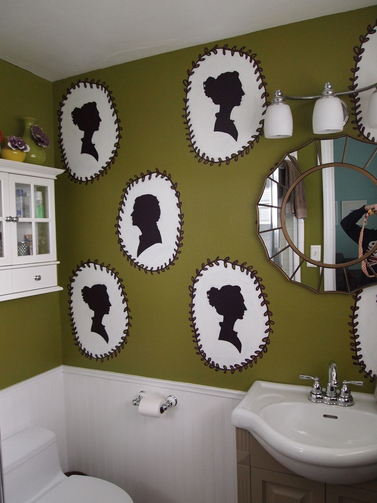 Bathroom Inspired By Pinterest And Anthropologie 12 2012 Interior