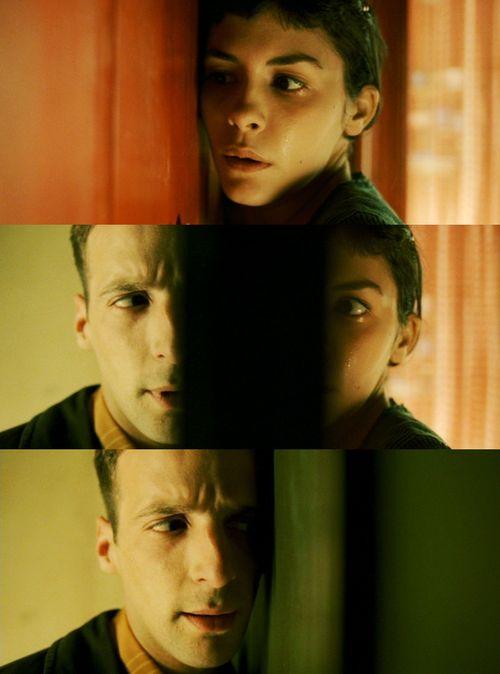 Amelie. Beautiful film.