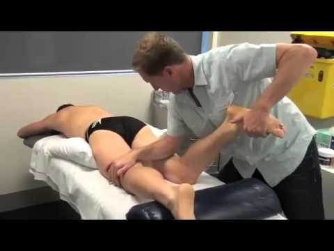 Massage for the Hamstrings at Joondalup Physiotherapy
