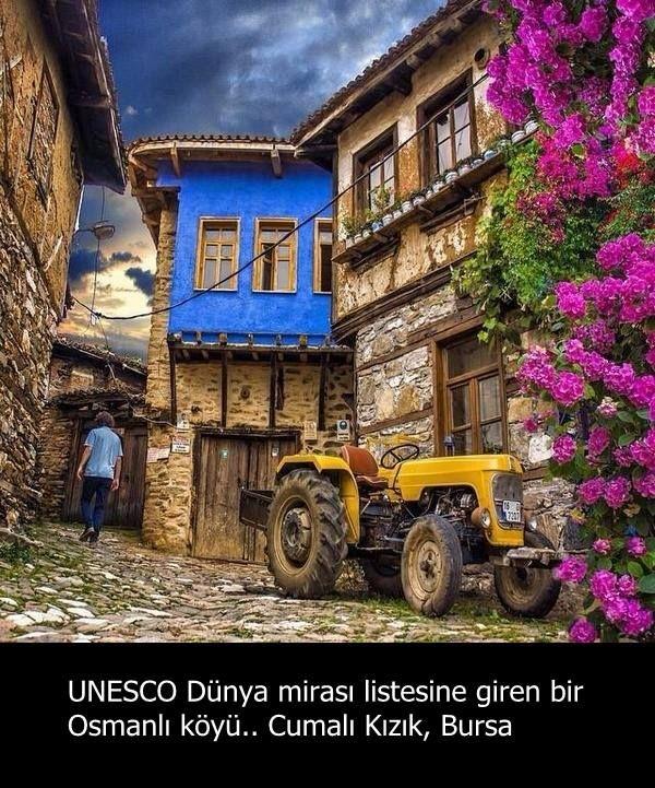 Cumalıkazık, Bursa, Türkiye