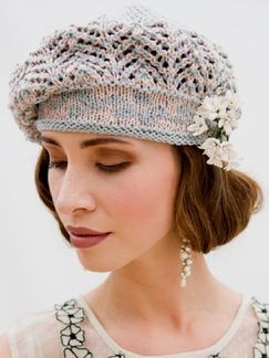 #19 - Nouveau: Book by Louisa Harding | Knitting Fever  Click the download link under the pic for the free pattern.