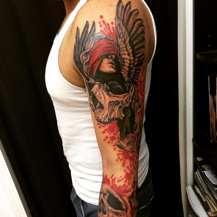 Angels & Demons tattoo