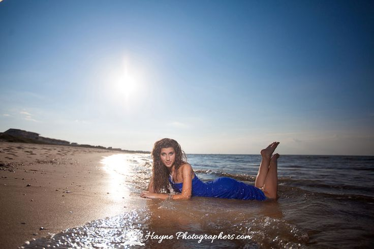 Virginia Beach senior photography.