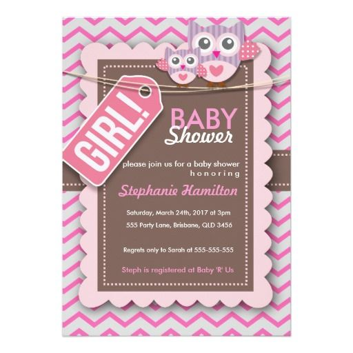 442 best colorful baby shower invitations images on pinterest, Baby shower invitations