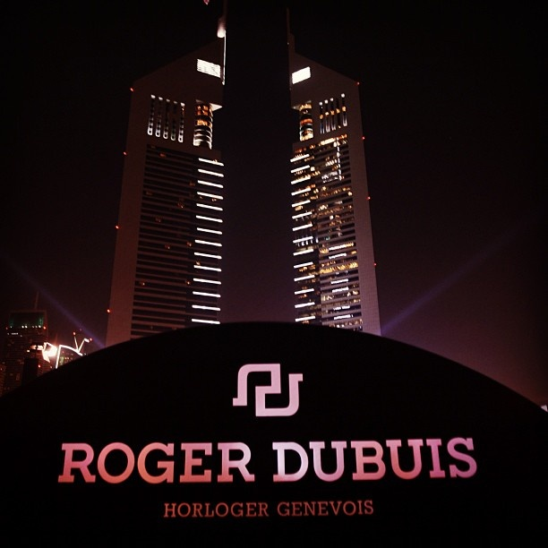 Roger Dubuis celebrated its largest boutique to date in Dubai with a Grand Opening Soirée.