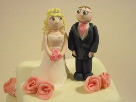 cake toppers by neoncupcakes