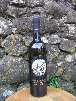 Cinque Terre DOC wine from Cantine Litan, Riomaggiore