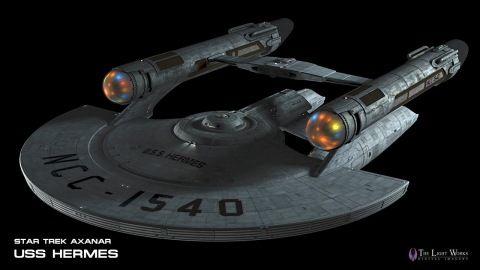 Star Trek USS Farragut   New Fan Film 'Star Trek: Axanar' To Tell Story of Garth Of Izar ...