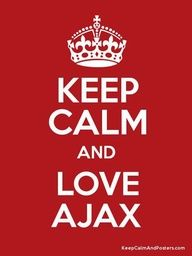 Love Ajax Amsterdam