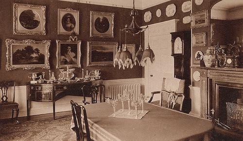 creepy victorian dining room the deserter pinterest there and back again hobbit home decor furnishmyway blog