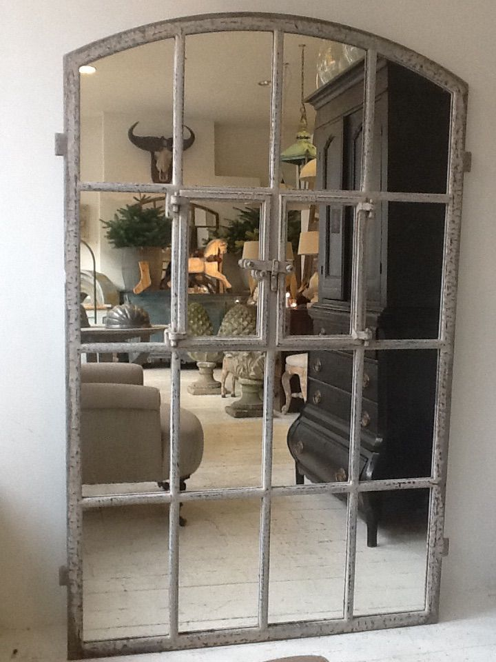 Industrial Window Mirrors Just Arrived At Anton K Glos