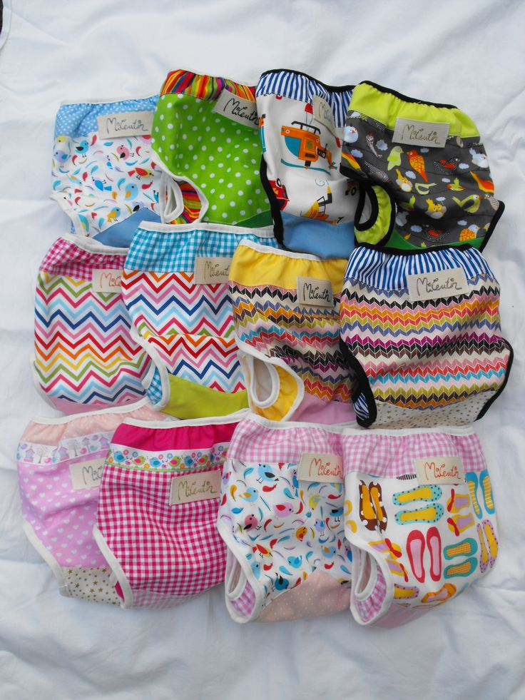 my handmade cloth diapers