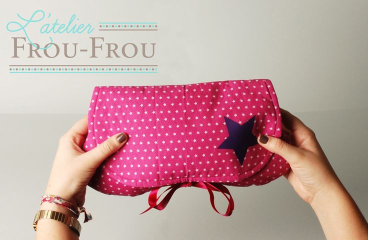 Ateliers Frou-Frou de couture facile | Mercerie Créative - Couture Facile I Paritys