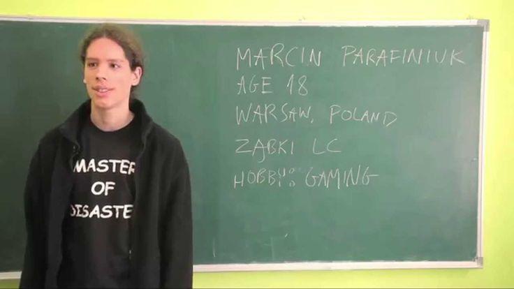 Former Student Testimonial from Helen Doron  -  Marcin from Poland