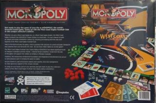 Monopoly Wes Coast.  Lucha contra el cáncer en Australia .