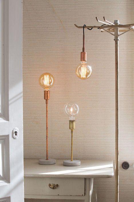 Industriální styl je poslední dobou obrovský hit. Přineste si tento trend i k sobě domů – a to za pomoci pouhé designové žárovky. Cena 789 Kč; Nordic day