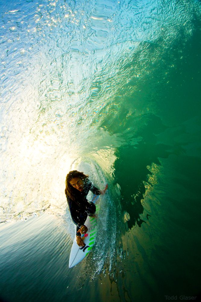 Rob Machado by Todd Glaser LOVE shots like this!!