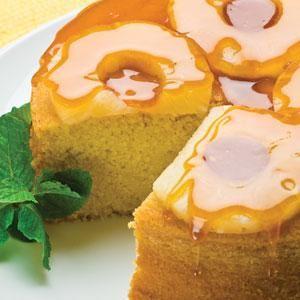 Recetas Unicasa: Torta de Piña
